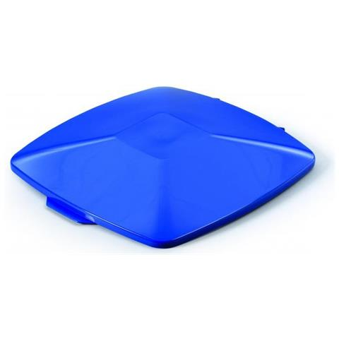 DURABLE Coperchio In Ppl Per Bidone Blu