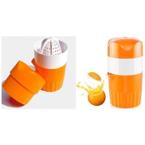 Spremi Premi Agrumi Arancia Juicer Manuale Con Contenitore Limoni Arance Cucina