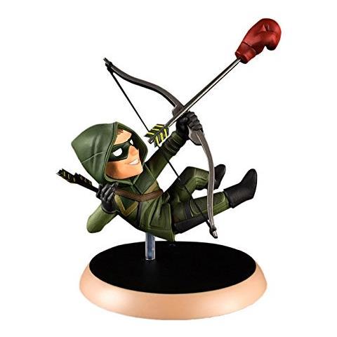 QMX Green Arrow (dc Comics) Qmx 4.62 Inch Figure