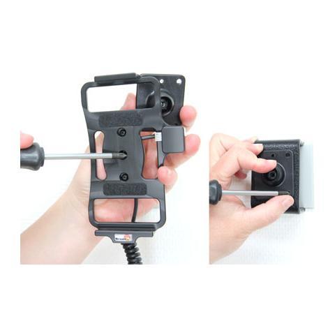 Brodit 512394 Auto Active holder Nero supporto per personal communication