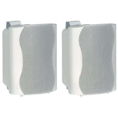 KARMA Coppia Box Amplificati Potenza 70W BS 59WA Colore Bianco
