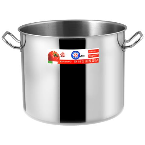 HOME Pentola Inox Daisy Cm32 Pentole Cucina