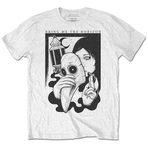 ROCK OFF Bring Me The Horizon - Plague (T-Shirt Unisex Tg. L)