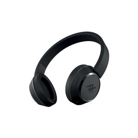 Zagg coda wireless Padiglione auricolare Stereofonico Cablato / Bluetooth Nero auricolare per telefono cellulare
