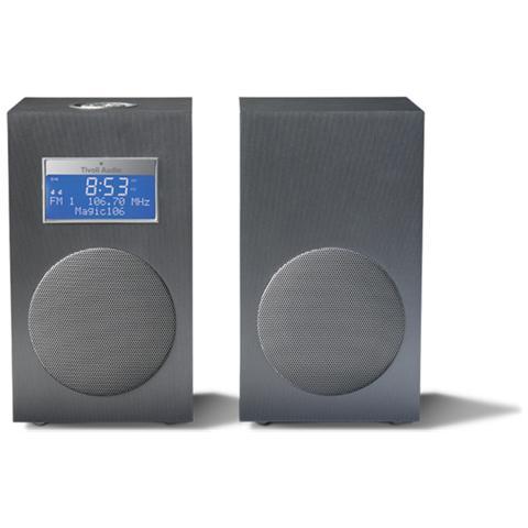TIVOLI AUDIO 10+ FM / DAB / DAB+, 3,5 mm, Litio, Portatile, LCD, Digitale, DAB, DAB+, DMB, FM