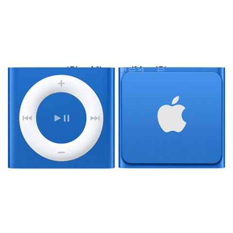 APPLE iPod Shuffle 2 GB con Clip VoiceOver e Genius Colore Blu