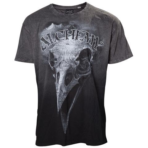 BIOWORLD Alchemy - Corvinculus Grey (T-Shirt Unisex Tg. 2XL)