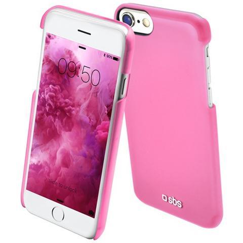 SBS Cover Colorfeel Per Iphone 7 Rosa