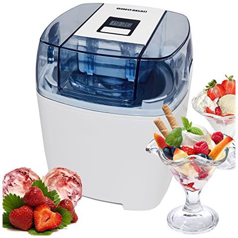 Image of Icd-30w-d - Gelatiera Digitale 4 In 1 Frozen Yogurt