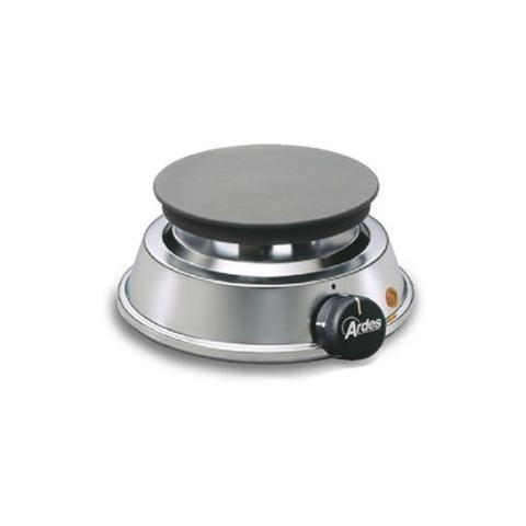 Brasero 51 Fornello Elettrico 160 mm Commutatore 4 Posizioni Potenza 1000 Watt Colore Inox.
