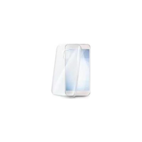 CELLY Cover TPU in silicone per Ascend P8 Lite - Trasparente