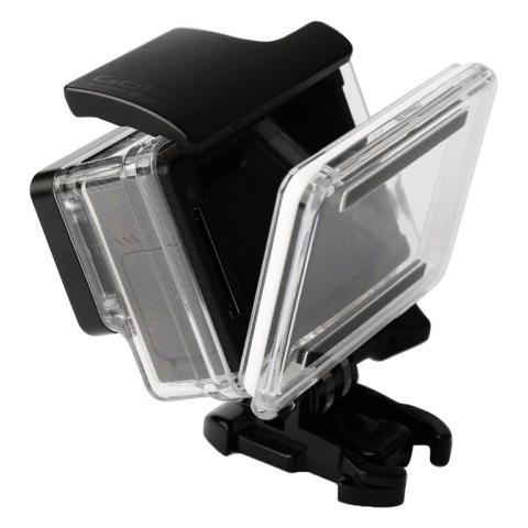Network Shop Sportellino Waterproof Di Ricambio Case Per Camera Gopro Hd Hero 3+ / 4