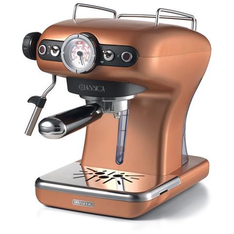 Macchina Caffe' Espresso Classica Colore Rame 1389