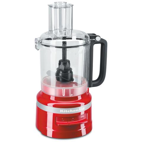 Robot da Cucina Potenza 250 Watt 5KFP0919EER Colore Rosso Imperiale