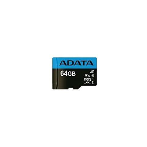 ADATA microSDXC UHS-I Class 10 64GB Premier A1