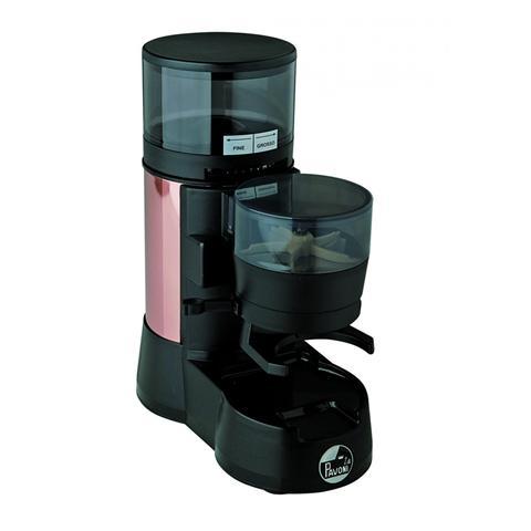 JDR Jolly Dosato Macinacaffè Capacità 250 gr Potenza 95 Watt Colore Rame