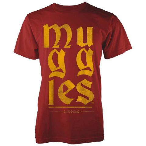 PHM Harry Potter - Muggles (T-Shirt Unisex Tg. S)