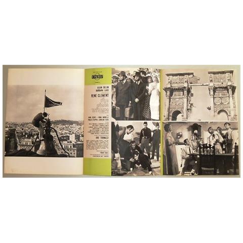 Vendilosubito Brochure Originale Del Film Che Gioia Vivere Con Ugo Tognazzi 1961
