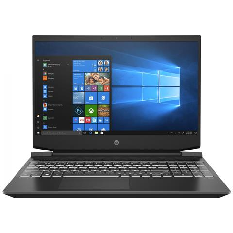 Image of Notebook Pavilion 15-EC0022NL Monitor 15.6'' Full HD AMD Ryzen 7 3750H Ram 16 GB SSD 512 GB NVIDIA GeForce GTX 1650 4 GB 2xUSB 3.0 Windows 10 Home