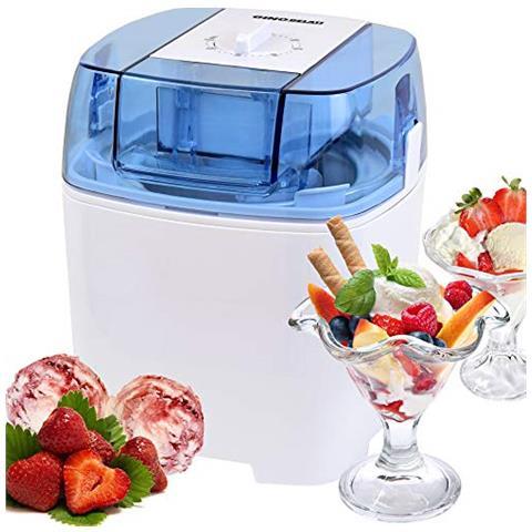Image of Ic-30w-a - Macchina 4 In 1 Per Gelato, Frozen Yogurt E Frapp