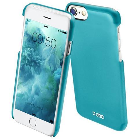 SBS Cover Colorfeel Per Iphone 7 Azzurro