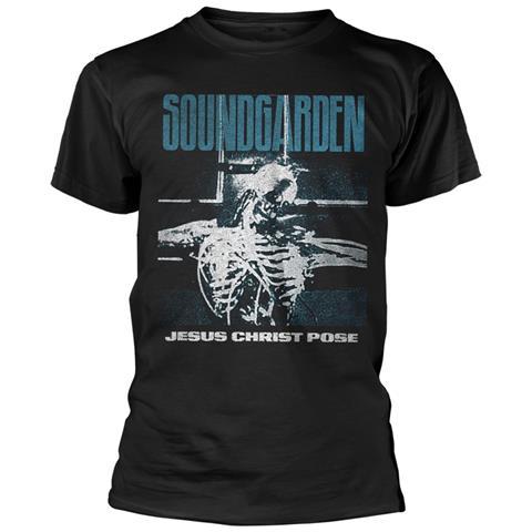 PHM Soundgarden - Jesus Christ Pose (T-Shirt Unisex Tg. XL)
