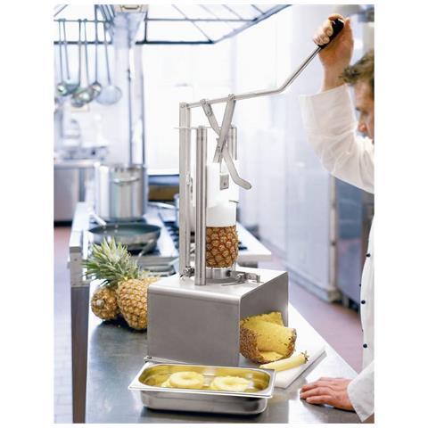 Pressatore Mm 74 Per Pela Ananas Inox