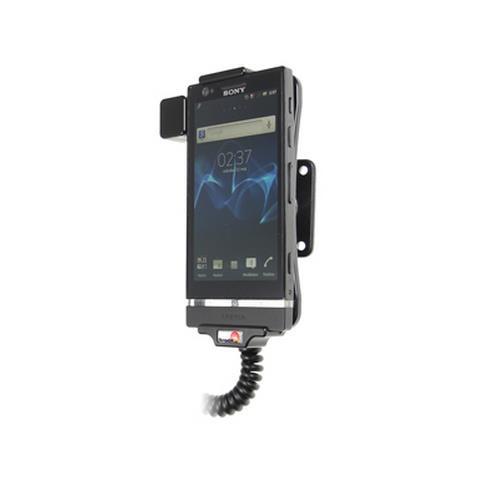 Brodit 512406 Auto Active holder Nero supporto per personal communication