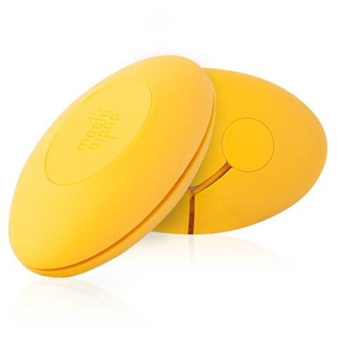 MOSHI Monrock Yellow Personal Headphones Ptt
