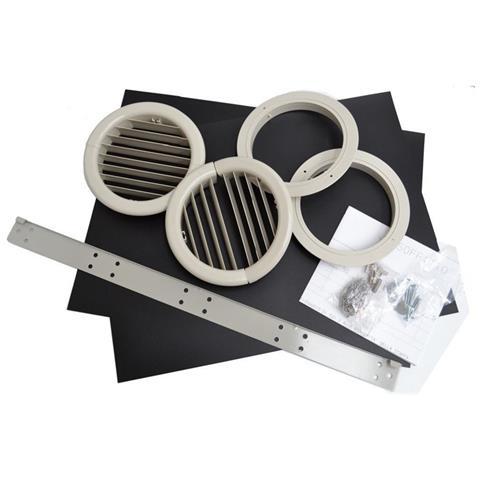 Kit Installazione per Unico (diametro 200 mm)