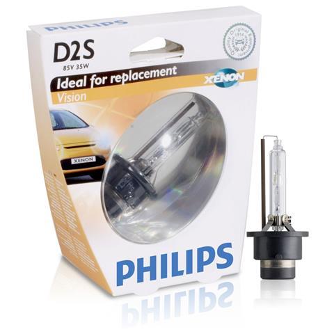 Sentiti al sicuro, guida con sicurezza. Ideale per la sostituzione. D2S 85 V 35 W.