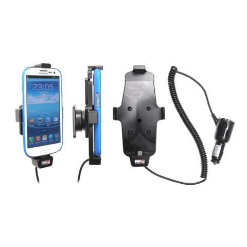 Brodit 512409 Auto Active holder Nero supporto per personal communication