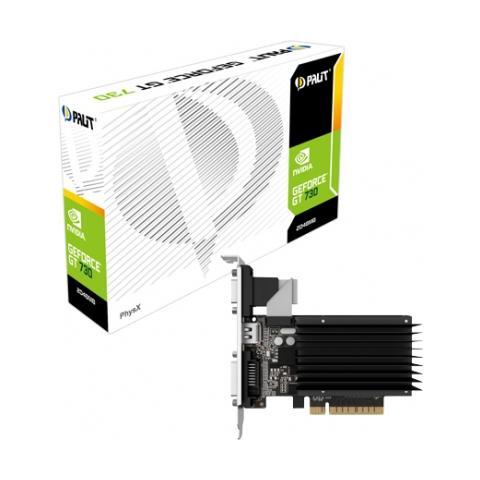 Image of NEAT7300HD46-2080H GeForce GT 730 2GB GDDR3 scheda video