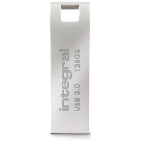 ARC 128GB USB 3.0 (3.1 Gen 1) Tipo-A Stainess steel unità flash USB