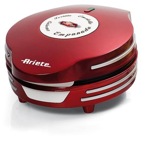 Omelette Maker Party Time Potenza 700 Watt Colore Rosso