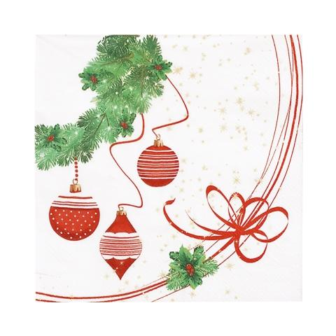 Givi Italia Cf 20 Tovaglioli Piccoli Per Natale