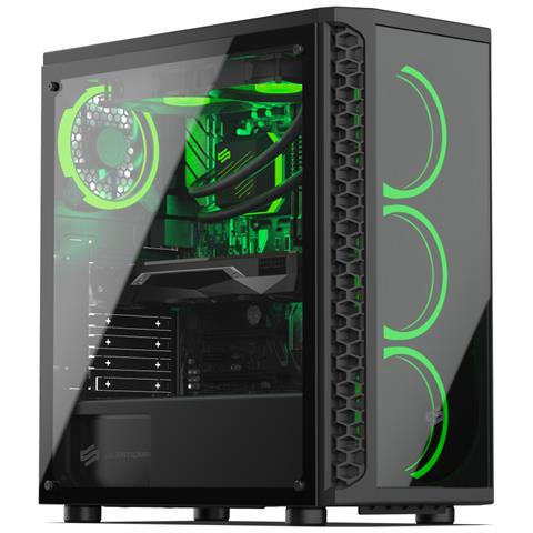 Image of PC Gaming con Watercooling, Intel i9, RTX 2070, 1Tb SSD NVMe 970 Evo, 3Tb HDD, 64 Gb RAM, Win 10