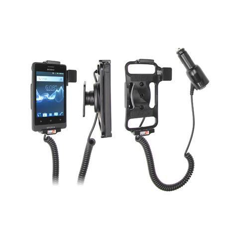 Brodit 512414 Auto Active holder Nero supporto per personal communication