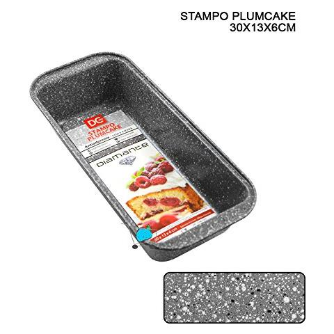 Stampo Plumcake Antiaderente In Alluminio