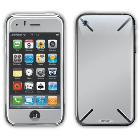 SMARTBUNNY Pellicola adesiva SKIN JUST RIVER per iPhone