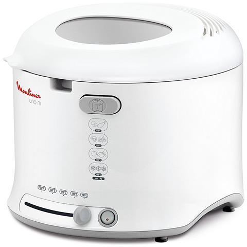 AF1231 Friggitrice Capacità 1,8 Litri Potenza 1600 Watt Colore Bianco