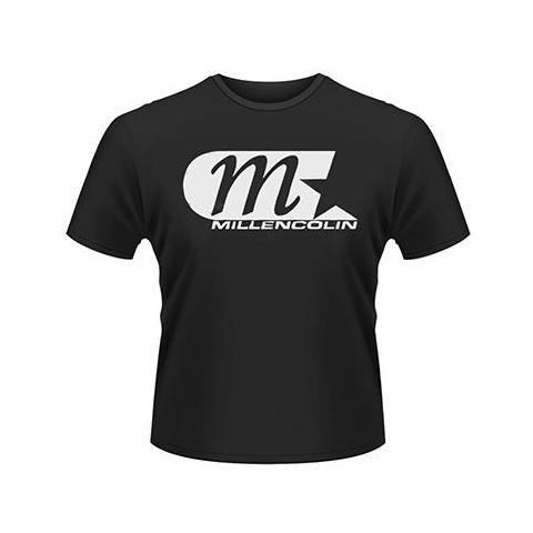 PHM Millencolin - Logo (T-Shirt Unisex Tg. S)