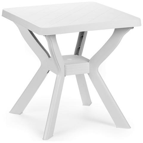 Tavolo da Giardino Quadrato - Modello Reno