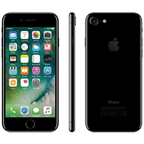 [Ricondizionato GOLD] iPhone 7 128 GB Jet Black .