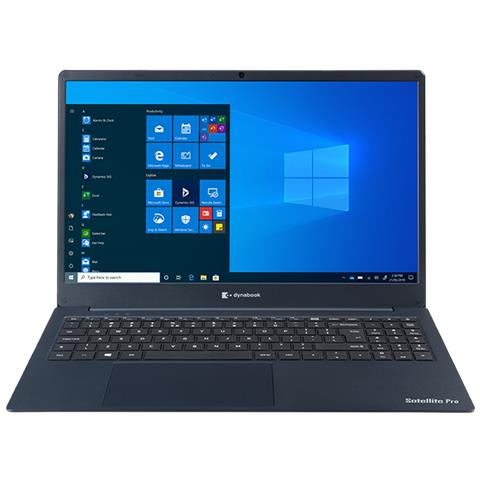 Image of Ultrabook Satellite Pro C50-G-108 Monitor 15.6'' Full HD Intel Core i5-10210U Ram 8 GB SSD 256GB 3x USB 3.1 Windows 10 Pro Eucation