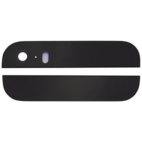 MICROSPAREPARTS MOBILE MSPP70140 Camera lens & bezel Nero 1pezzo (i) ricambio per cellulare