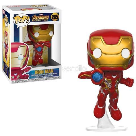 FUNKO Figure POP! Marvel-Av. I. War: Iron Man