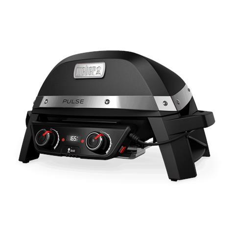 Barbecue Elettrico Pulse 2000 Potenza 2200 Watt Colore Nero