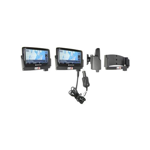 Brodit 277020 Auto Attivo Nero supporto e portanavigatore