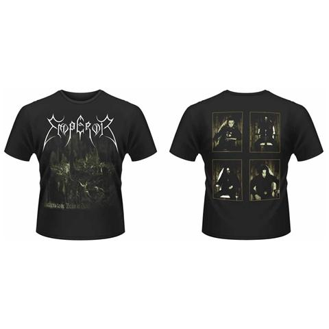 PHM Emperor - Anthems 2014 Front & Back Print (T-Shirt Unisex Tg. L)